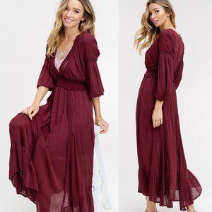 'Eliza' Maxi Dress